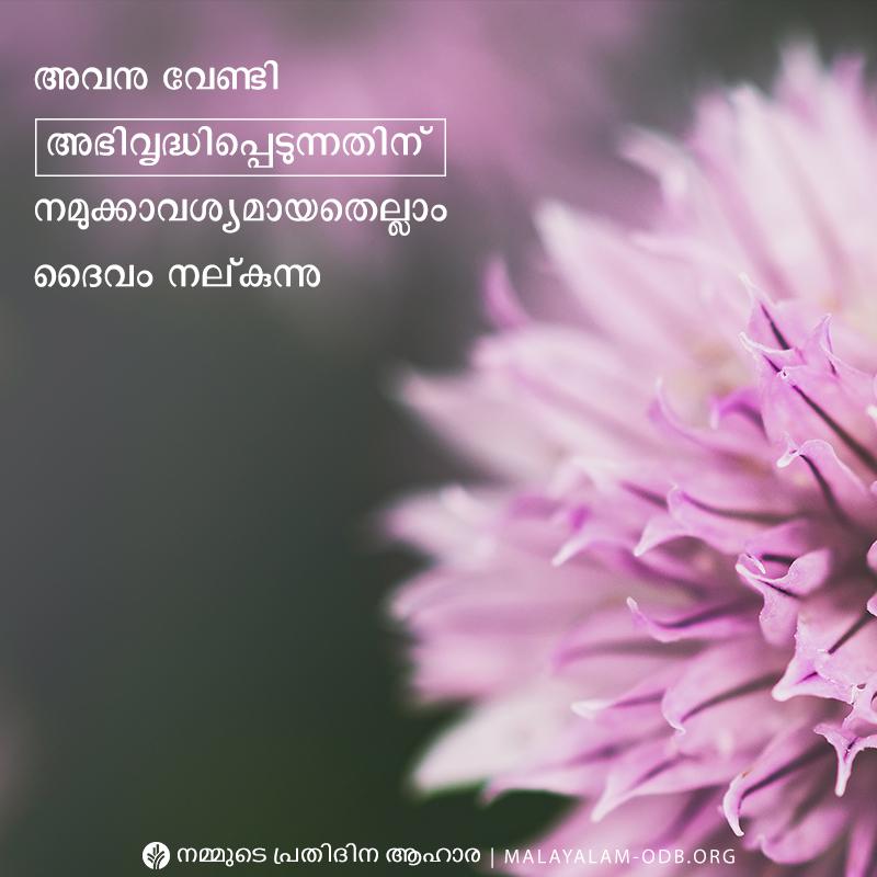 Share Malayalam ODB 2019-04-17