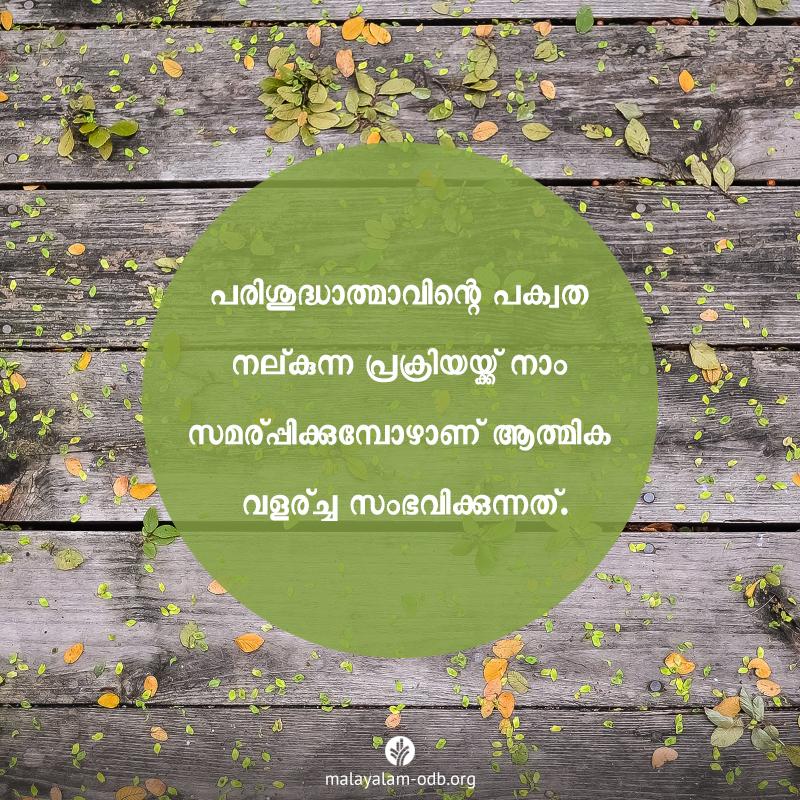 Share Malayalam ODB 2019-11-30
